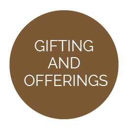 Gifting & Offerings
