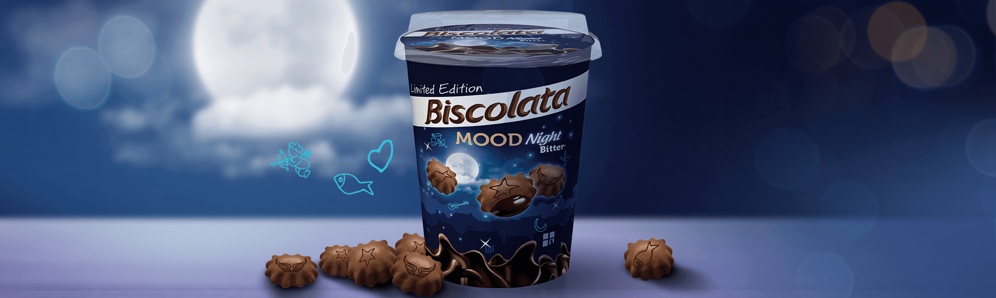 Biscolata Mood Night